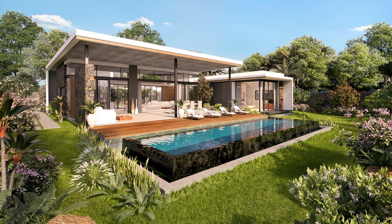 Villa Mangrove Akasha