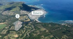 villas Akasha à Tamarin sur l'île Maurice