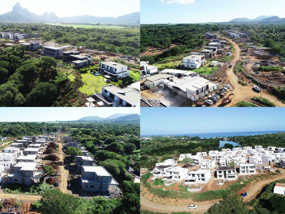 Évolution du chantier Akasha mars 2019