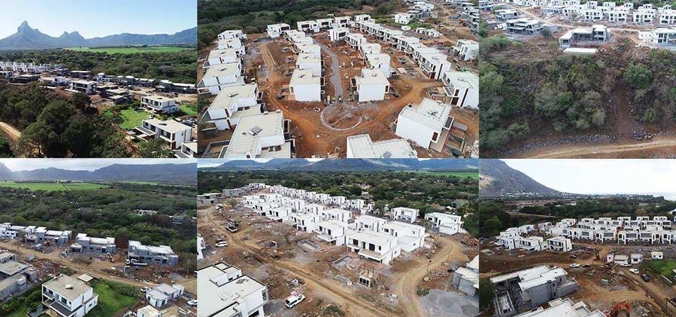 Avancment dur chantier Akasha août 2019