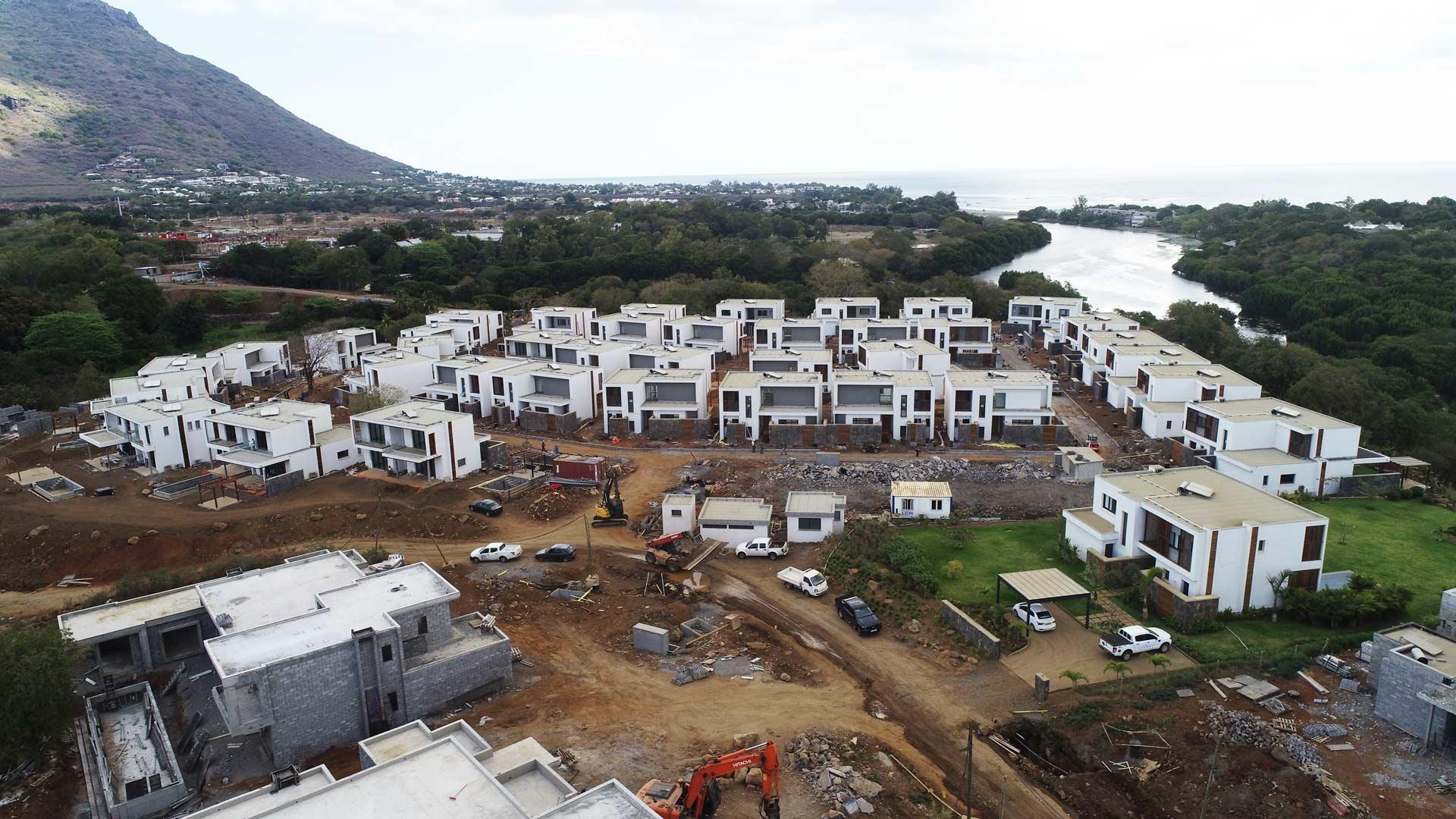 Villas Village en août 2019